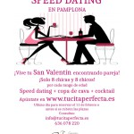 Speed dating 14 febrero