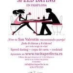 Speed dating 14 febrero
