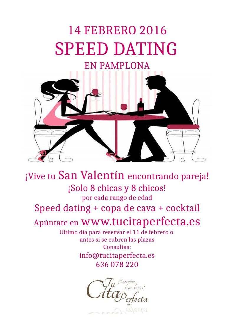 speed dating pamplona